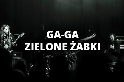 Ga-Ga Zielone Żabki