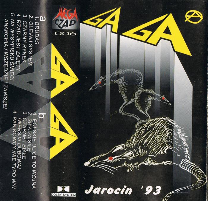 Ga-Ga Jarocin'93