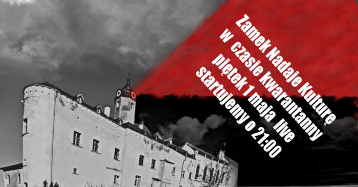 Zamek Nadaje Kulturę w czasie kwarantanny odc.1